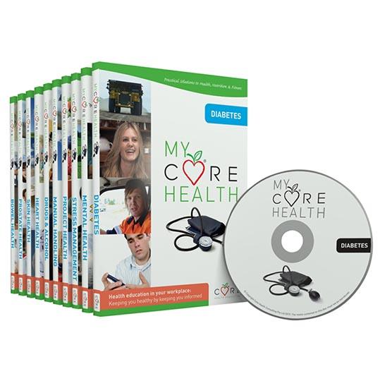 My Core Health - DVD Program