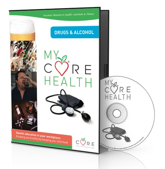 Drugs & Alcohol DVD + Fact Sheets
