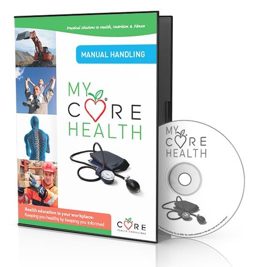 Manual Handling DVD + Fact Sheets