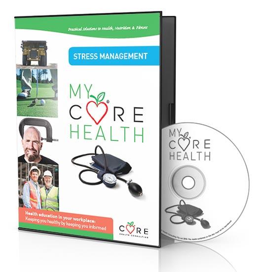 Stress Management DVD + Fact Sheets